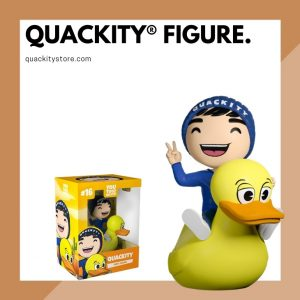 Quackity Figures & Toys