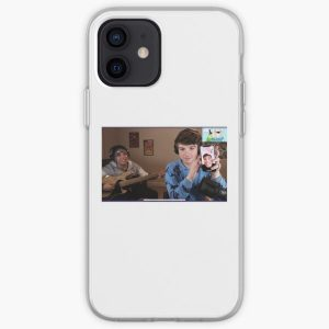 Quackity and Karl Jacobs iPhone Soft Case RB2905 product Offical Quackity Merch
