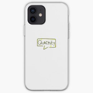 Quackity Chat Box iPhone Soft Case RB2905 product Offical Quackity Merch