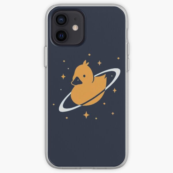 Quackity Planet Duck iPhone Soft Case RB2905 product Offical Quackity Merch