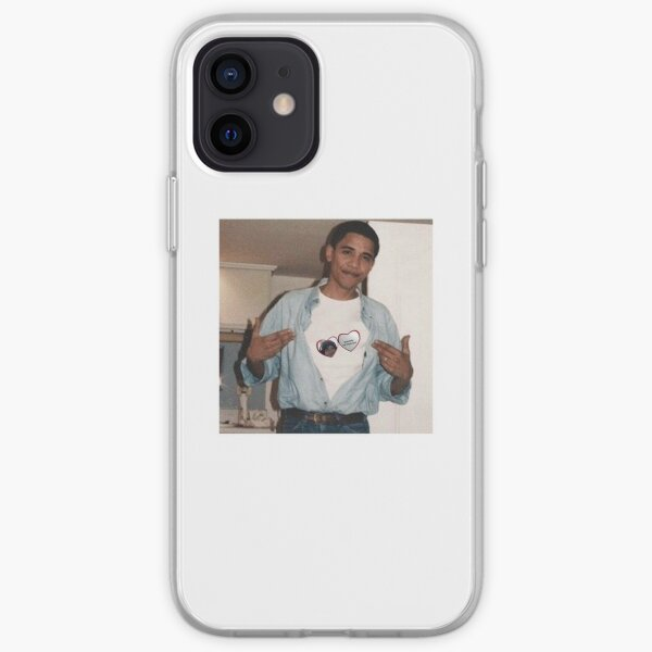 Obama Quackity Meme iPhone Soft Case RB2905 product Offical Quackity Merch