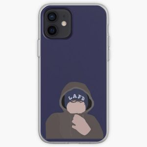 quackity  iPhone Soft Case RB2905 product Offical Quackity Merch