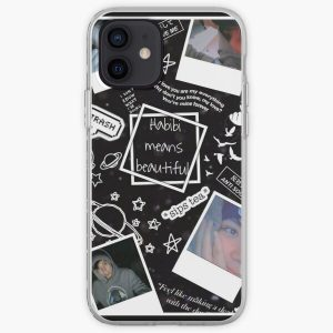 Quackity Habibi  iPhone Soft Case RB2905 product Offical Quackity Merch