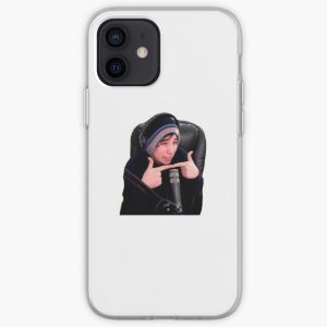 quackity simping iPhone Soft Case RB2905 product Offical Quackity Merch