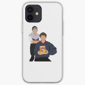 Karl jacobs and quackity iPhone Soft Case RB2905 product Offical Quackity Merch