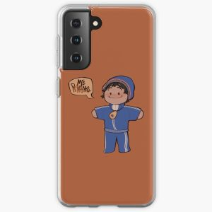 No think. Only Me perdonas. - quackity  Samsung Galaxy Soft Case RB2905 product Offical Quackity Merch