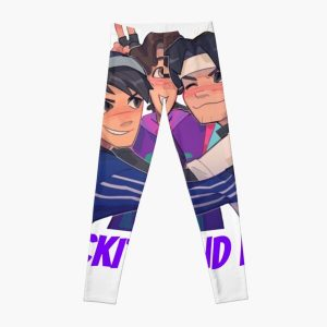 quackity and karl Leggings RB2905 product Offical Quackity Merch