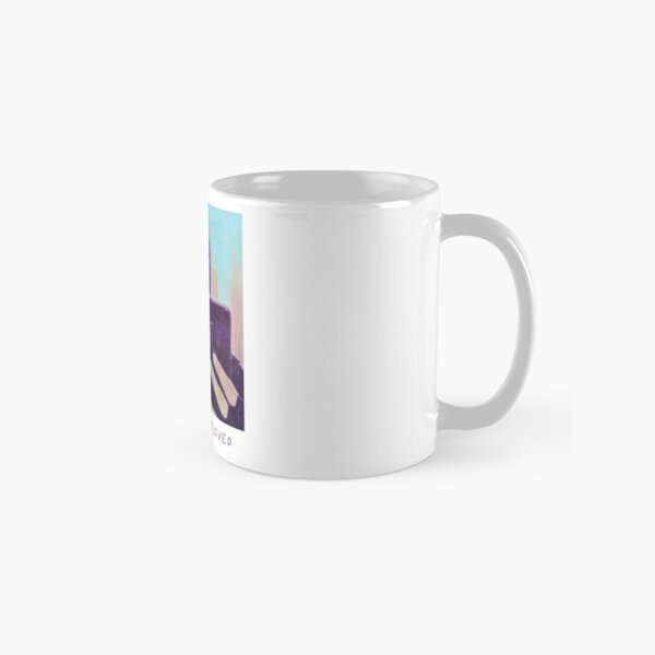 Quackity My Beloved Classic Mug RB2905 product Offical Quackity Merch