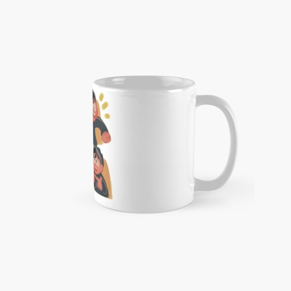Quackity And Karl  Classic Mug RB2905 product Offical Quackity Merch