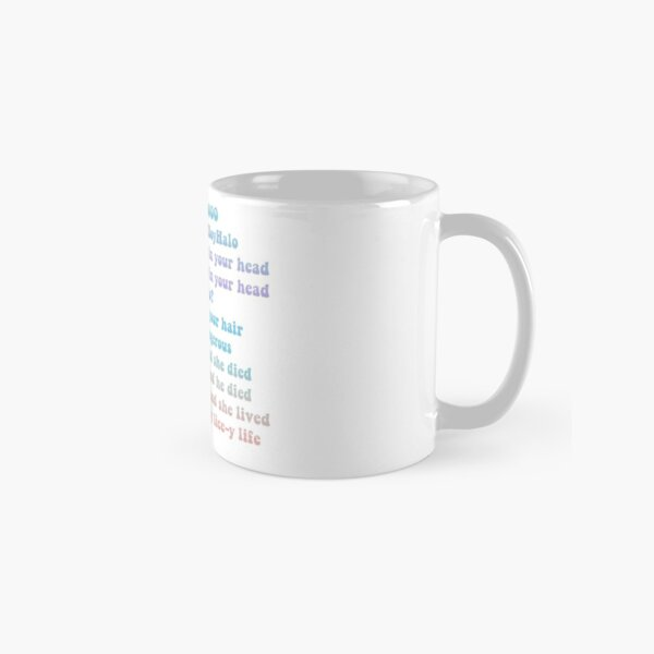 QuackityHQ - BadBoyHalo Lice Song Classic Mug RB2905 product Offical Quackity Merch