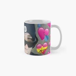 Quackity heart meme Classic Mug RB2905 product Offical Quackity Merch