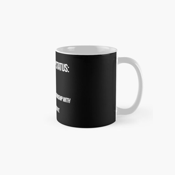 Relationship with Quackity Classic Mug RB2905 product Offical Quackity Merch