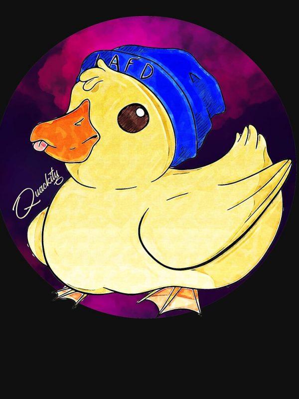 artwork Offical Quackity Merch