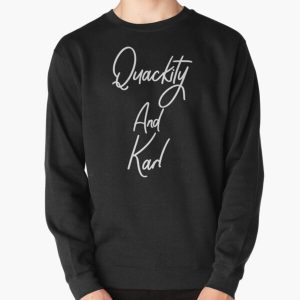 Quackity And Karl  Pullover Sweatshirt RB2905 product Offical Quackity Merch