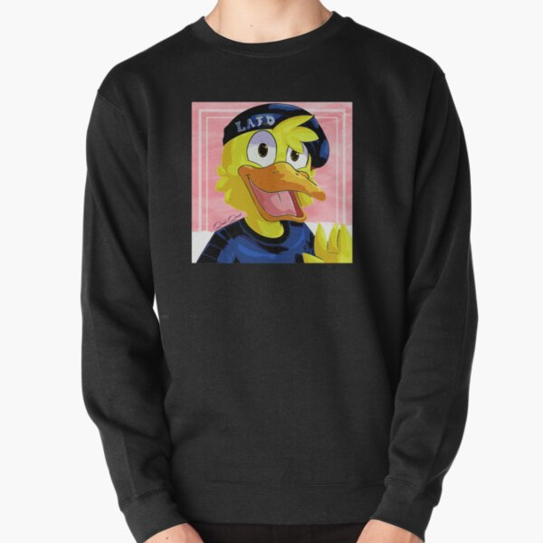 QuackityHQ Pullover Sweatshirt RB2905 product Offical Quackity Merch