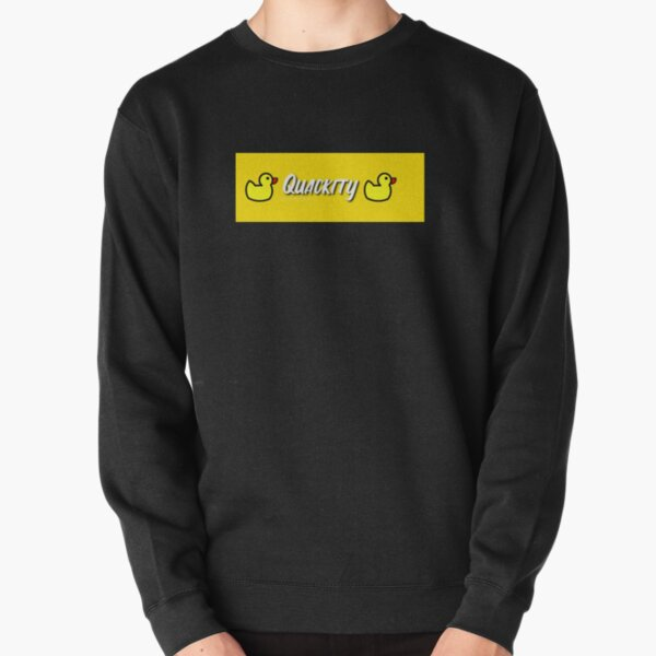 Grab It Fast - quackity  Pullover Sweatshirt RB2905 product Offical Quackity Merch