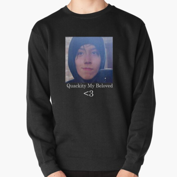 Quackity My Beloved  T-Shirt Pullover Sweatshirt RB2905 product Offical Quackity Merch