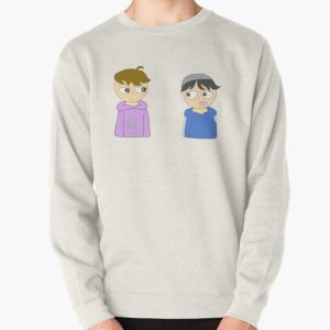 quackity and karl animation Pullover Sweatshirt RB2905 product Offical Quackity Merch