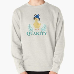 Quackity artist design Pullover Sweatshirt RB2905 product Offical Quackity Merch