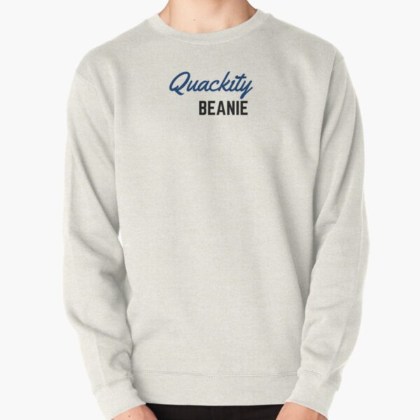 Quackity Beanie Pullover Sweatshirt RB2905 product Offical Quackity Merch