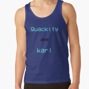 quackity and karl Tank Top RB2905 product Offical Quackity Merch