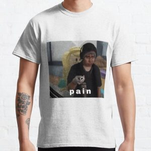 QuackityHQ meme Classic T-Shirt RB2905 product Offical Quackity Merch