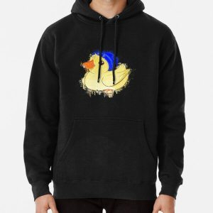 Quackity Art Pullover Hoodie RB2905 product Offical Quackity Merch