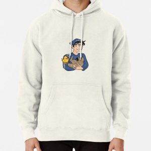 Quackity :^) Pullover Hoodie RB2905 product Offical Quackity Merch
