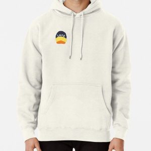 Quackity Duck LAFD Beanie  Pullover Hoodie RB2905 product Offical Quackity Merch