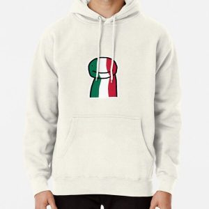 dream but it is actually quackity (aka mexican dream) Pullover Hoodie RB2905 product Offical Quackity Merch