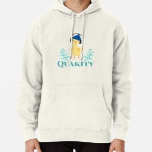 Quackity artist design Pullover Hoodie RB2905 product Offical Quackity Merch