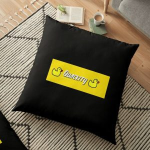 Grab It Fast - quackity  Floor Pillow RB2905 product Offical Quackity Merch