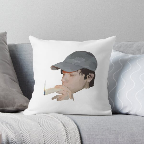 Quackity Drawing Throw Pillow RB2905 product Offical Quackity Merch