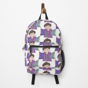 karl Jacobs and Quackity Backpack RB2905 product Offical Quackity Merch