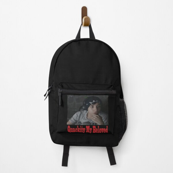 Quackity My Beloved Backpack RB2905 product Offical Quackity Merch