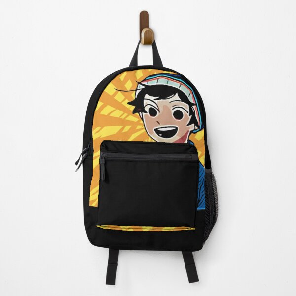 Quackity! Backpack RB2905 product Offical Quackity Merch