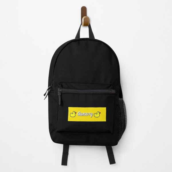 Grab It Fast - quackity  Backpack RB2905 product Offical Quackity Merch
