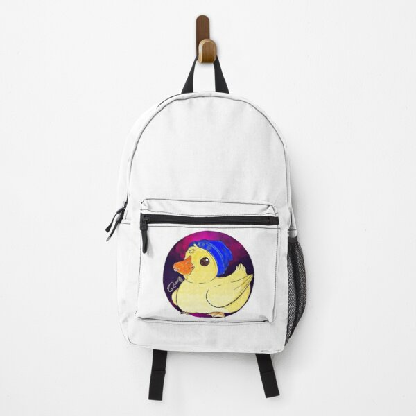 Quackity duck Backpack RB2905 product Offical Quackity Merch
