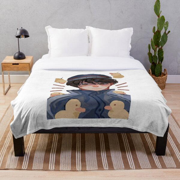 alex quackity Throw Blanket RB2905 product Offical Quackity Merch
