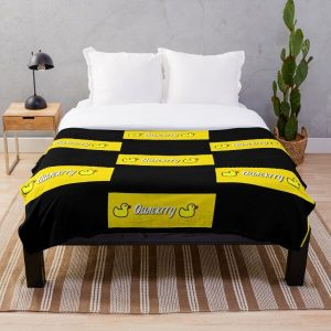 Grab It Fast - quackity  Throw Blanket RB2905 product Offical Quackity Merch