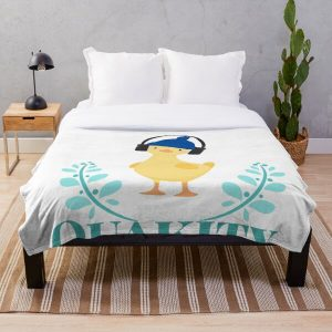 Quackity artist design Throw Blanket RB2905 product Offical Quackity Merch