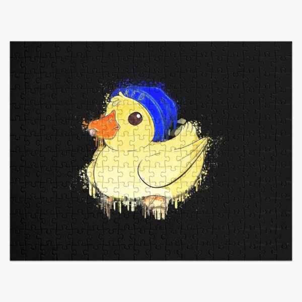 Quackity Art Jigsaw Puzzle RB2905 product Offical Quackity Merch