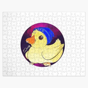 Quackity duck Jigsaw Puzzle RB2905 product Offical Quackity Merch