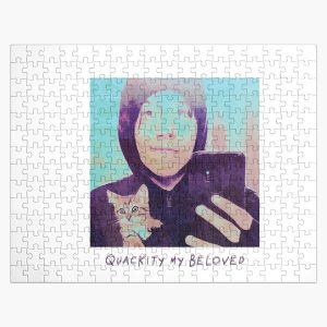 Quackity My Beloved Jigsaw Puzzle RB2905 product Offical Quackity Merch