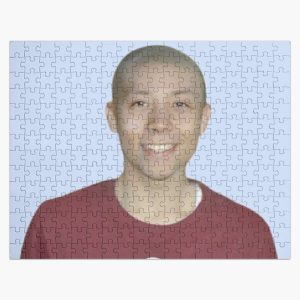 Bald Quackity | Big Q Jigsaw Puzzle RB2905 product Offical Quackity Merch