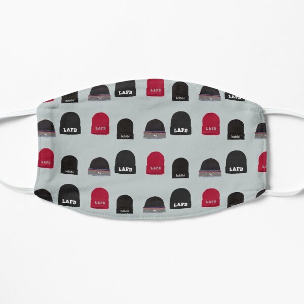 Quackity Beanie Flat Mask RB2905 product Offical Quackity Merch