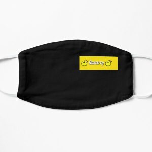 Grab It Fast - quackity  Flat Mask RB2905 product Offical Quackity Merch